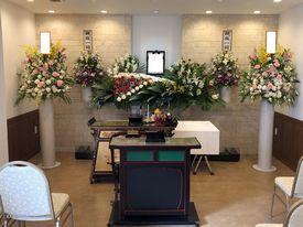 【実例】安養寺 家族葬10名