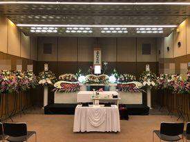 【実例】北斎場 家族葬15名