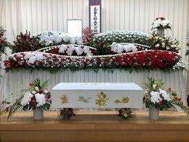 【実例】堺市斎場第1式場 家族葬15名