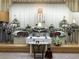 【実例】堺市斎場 一般葬 15名