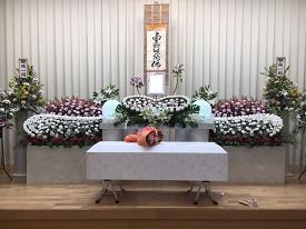 堺市立斎場 第2式場 家族葬