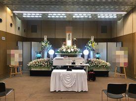 【実例】北斎場 家族葬13名